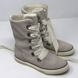 Converse Sneaker Suede  Boots | Women's Shoes
